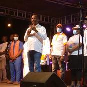Daloa: voici les images du concert de clôture du ministre Touré Mamadou