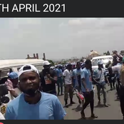 [VIDEO] YORUBA NATION Rally Day 2 Ongoing In Osun State As Sunday Igboho And Boys Storm Major Roads