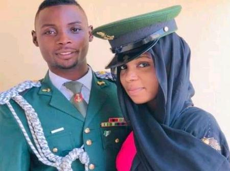Widow Of Soldier Killed By Boko Haram Reveals What He Told Her Will Happen One Day