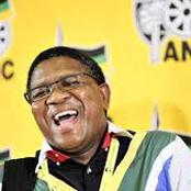 Fikile Mbalula laughs at Jacob Zuma for 'missing' the coronavirus train