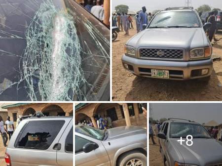 Tension in Lafiagi as APC/AAP Members Clash, Scores Injured , Properties Destroyed.