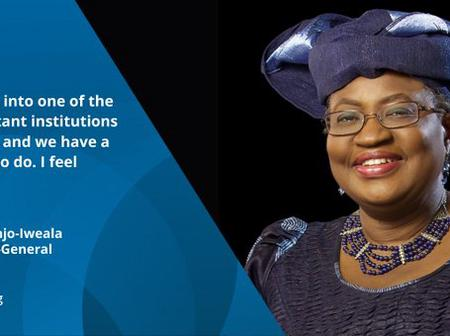 Dr. Okonjo-Iweala assumes office as 1st African Female DG of World Trade Organisation