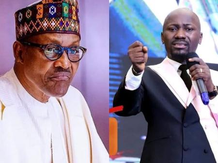 12 Hours After He Releases Prophecy For The New Week, Apostle Suleman Sends Strong Message To Buhari