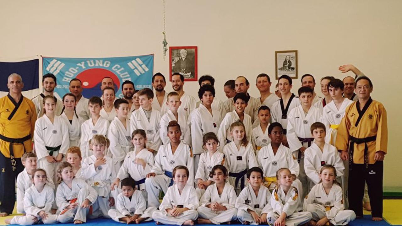 Taekwondo : la saison sportive 2021/2022 commence à Saint-Sulpice