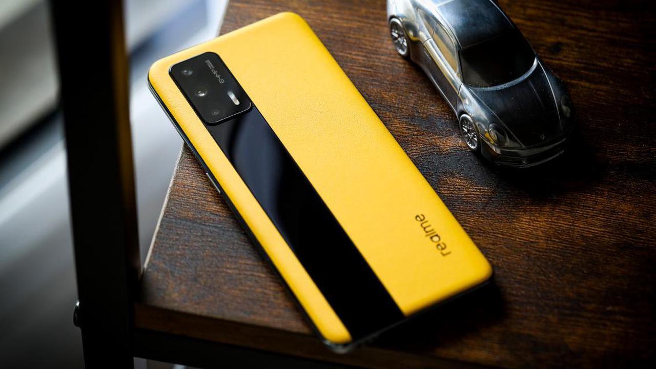 Test Realme GT 5G : LE smartphone de course abordable