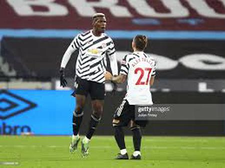 Between Pogba and Telles: Who rocks the swag.