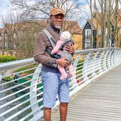I Have Not Seen My Daughter For 11 Days - Reno Omokri As He Reveals The Sacrifice He Has Been Making