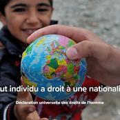 Qu'est ce que le droit à la nationalité? Tout savoir ici