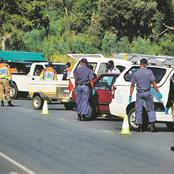 15 people arrested in Joburg for doing this. Check here