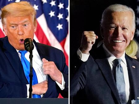 Finally, President Donald Trump Administration Is Ready To Begin Transition Process With Joe Biden