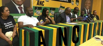 Another ANC Leader Tests Positive for COVID-19