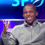 Sad News: Ex Amakhosi star Junior Khanye is not an Analyst but a criticizer. Opinion