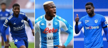 Best XI players to miss AFCON 2019- one was dropped for a clubless striker