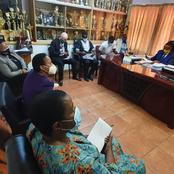 Meeting Held At Mbilwi Secondary, They Did Nothing But Displayed Their Trophies|opinion