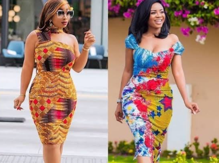 25 Executive Ankara Gowns For Real African Women