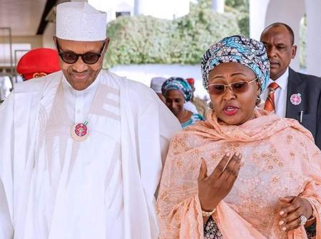 Buhari Speaks Up About His Wife. Read What He Said About Her