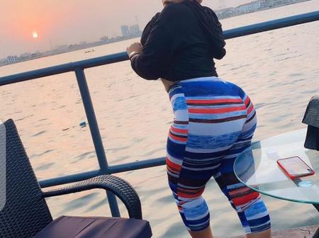 Moyo Lawal Posts New Photo, Sparks Reactions