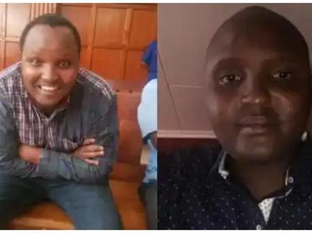 Former Governor Of kiambu Son Has Showed His Skills Through Online TV Shows, Check Which Skills