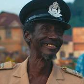 SAD: see pictures of Late Actor Sadiq Daba, on a movie set