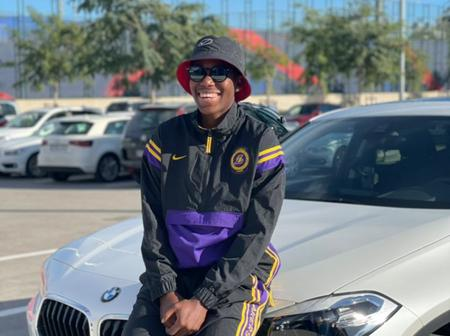 After Scoring For Barcelona This Weekend, Oshoala's Recent Picture Caused Mixed Reactions on Twitter