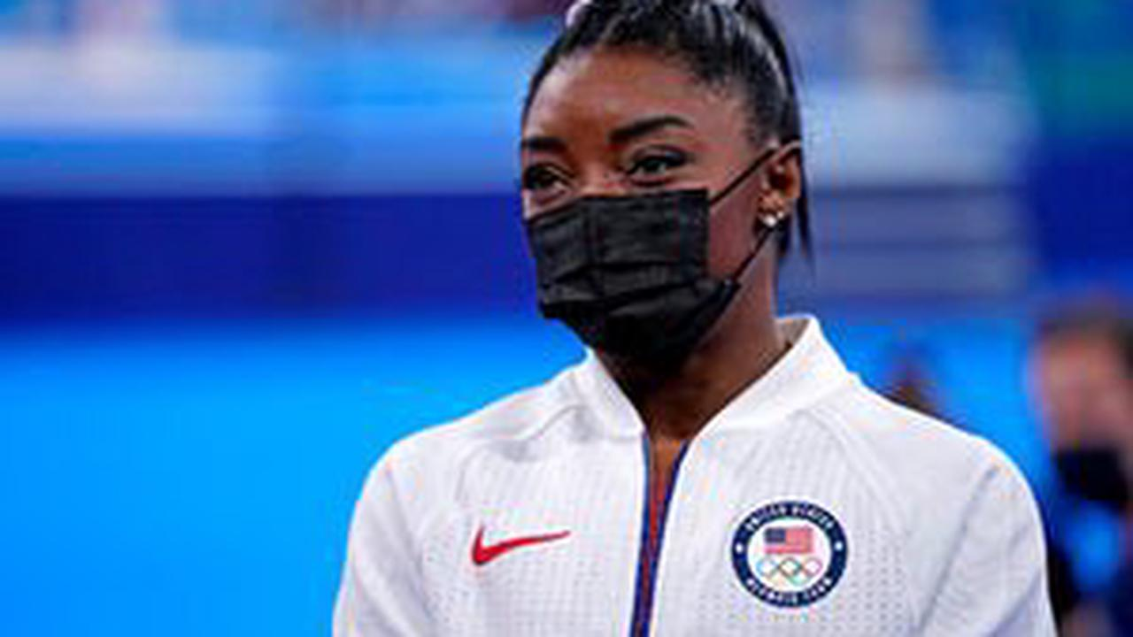 Tokyo 2020 - Simone Biles withdraws from third individual final