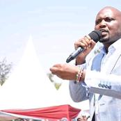 Moses Kuria Powerful and Funny Speech at Embakasi West About Hustlers