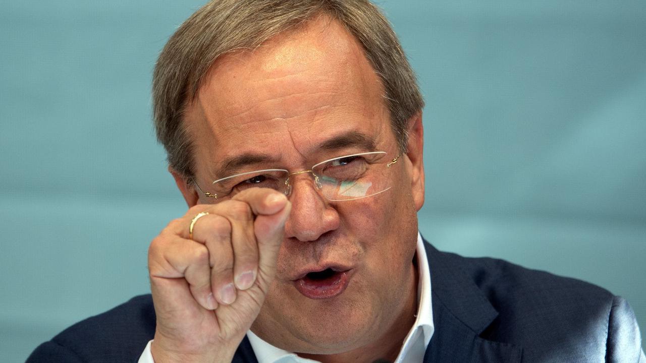 Laschet: Linke nicht an nächster Bundesregierung beteiligen