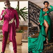 Checkout Photos Of Some Of Our Favorite BBNaija Stars in Red Carpet Outfits