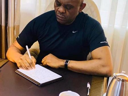 Tony Elumelu the man who is richer than both Messi and Ronaldo combined. See his net worth.