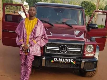 Suite à l'incendie de sa voiture, voici le message très touchant de Sidiki Diabaté