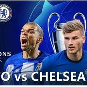 Will K24 Air The Champions League Match Between Chelsea And Porto Today?