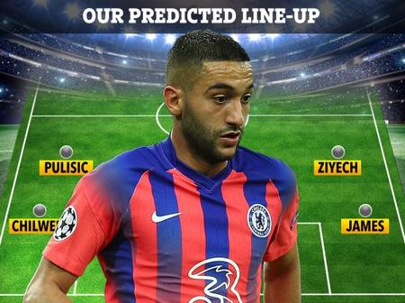 Hakim Ziyech starts as Chelsea awaits to crush Burnley with other Match info you really need to know