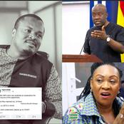 NDC MPs Don't Owe Anybody An Explanation, Please Go To Court - Yayra Koku Causes Stir Online