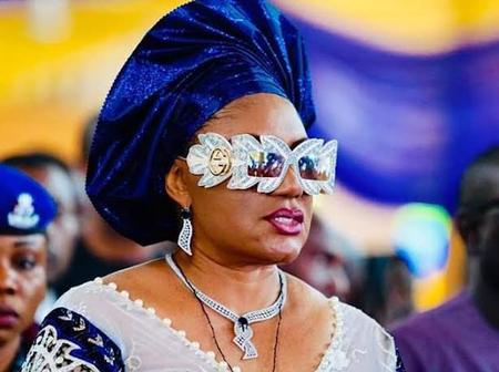 Anambra Is Blessed With A Beautiful First Lady With Great Fashion Sense (Photos)