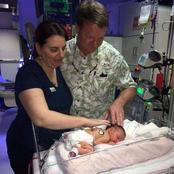 هل سبق أن سمعت عن ولادة طفل مرتين؟ تعرف علي قصة تلك الطفلة الغريبة! (صور)