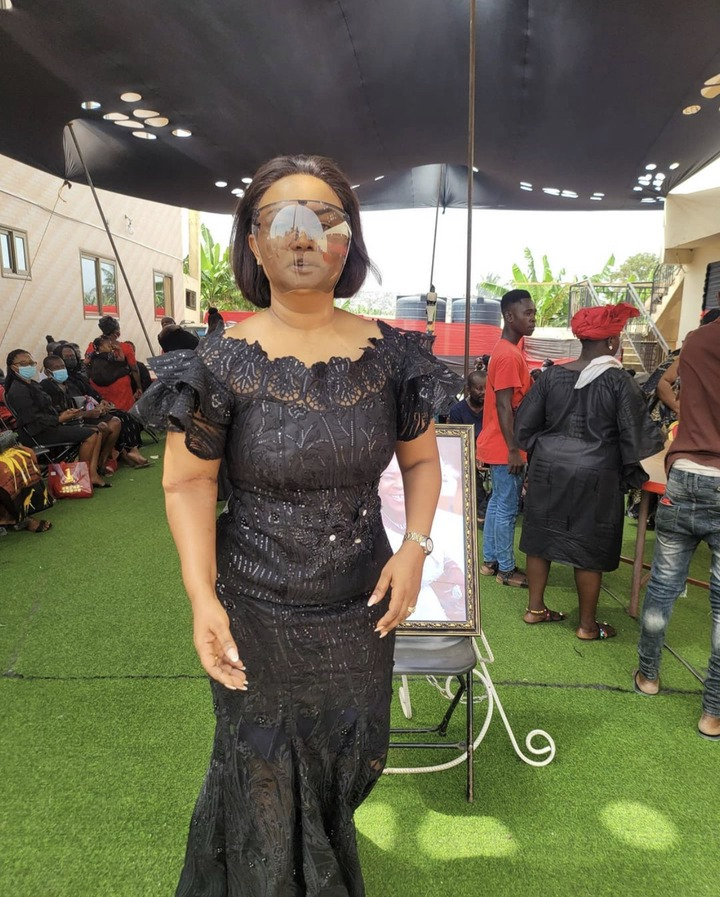 d33a274551984bdc9ca8625258d8fb3b?quality=uhq&resize=720 - Life Is Too Short, Live Your Life - Nana Ama Mcbrown Speaks As She Sadly Mourns A Love One