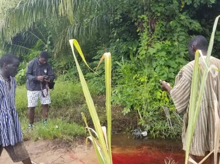 Sekyere Afram Plains NDC Invokes River Deity Against Vote Fraudsters