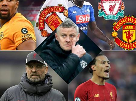 Man Utd, Liverpool & Barca Battle For English Star Winger, Traore's Close Move To Epl Giants & More.