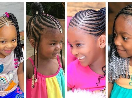 Beautify your kids for Easter with these stunning hairstyles
