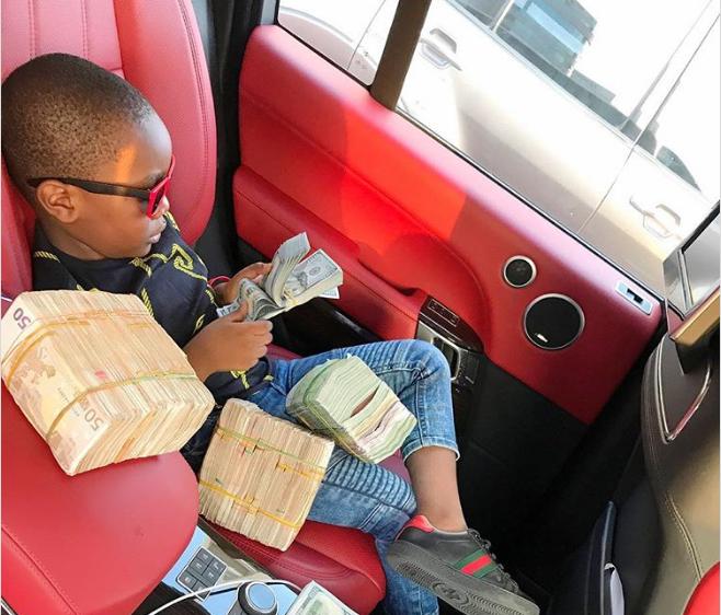 Net worth of 5 richest kids in Nigeria