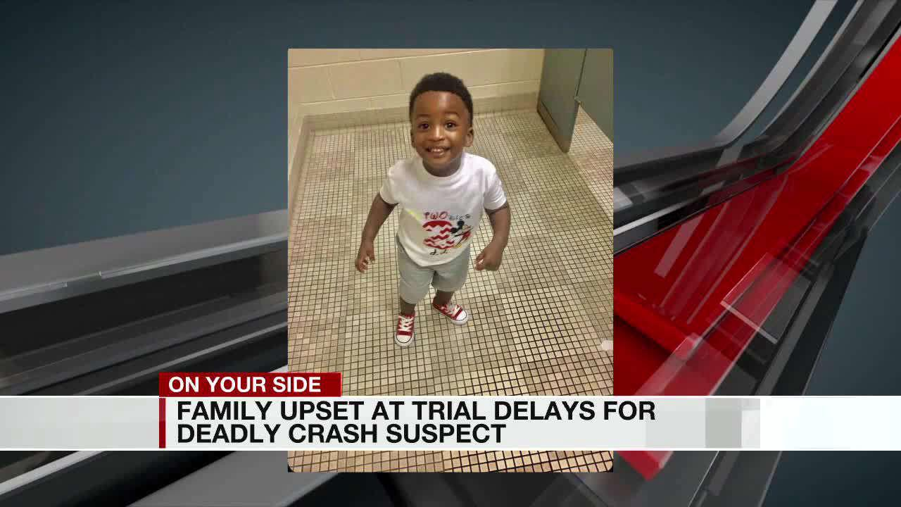 Tuscaloosa County mother upset by pace of court case regarding her son's death