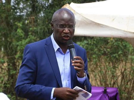Bungoma Governor Wycliffe Wangamati Mourns the Death of St. Joseph's Nyabigena Principal