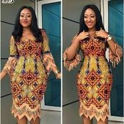Are You A Fashionista? See 50 Lovely Ankara Gown Styles You Might Like