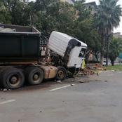 In Rustenburg this happened to the truck driver. Check here