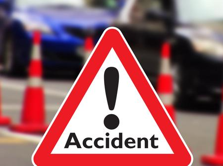 Fatal Accident Crushed At Lagon UPSA Road