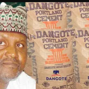Read what Aliko Dangote had said about increase in Cement Price in Nigeria.