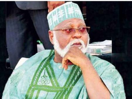 Over 6 Million Illegal Weapons Are In Circulation In Nigeria- Abdulsalami Abubakar Reveals