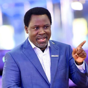 Prophet TB Joshua Explains Why Christians Go Through Hard Times, Check Out What He Said