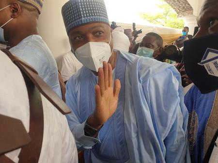 Distinguished Senator Bukola Saraki and the Arduous Task of Reconciliation in the PDP