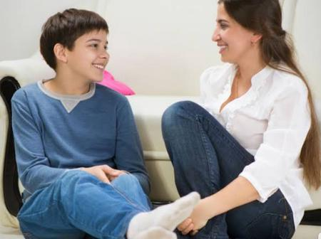Mothers, Here Are 10 Things You Must Teach Your Children Before The Age Of 18